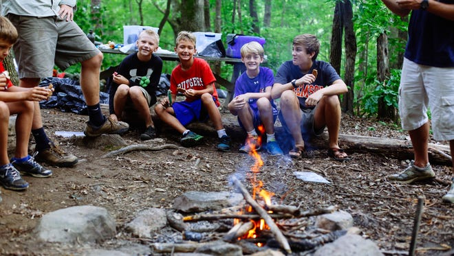 Camp Cedar Cliff in Asheville offers overnight camp for rising grades 2-10. It also offers day camp.