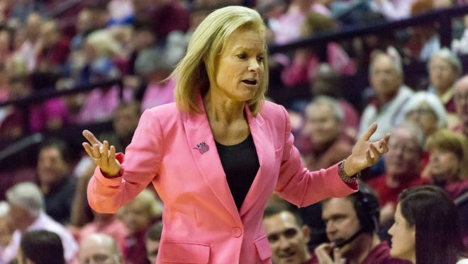 Despite her team's 10-game winning streak coming to a halt this week, FSU head coach Sue Semrau believes her team can use this stretch as positive momentum moving forward.