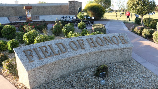The annual Run for the Fallen will be held April 1 at the Field of Honor at Cassidy and Sheridan roads.
