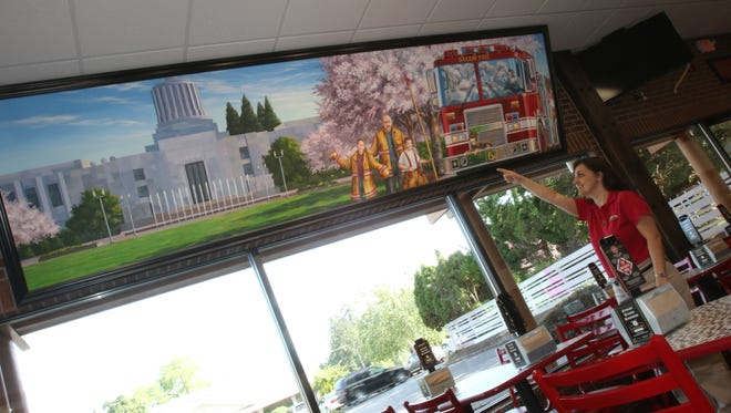 Firehouse Subs, located at 3810 Commercial St. SE, scored a perfect 100 on its semi-annual inspection Jan. 19.