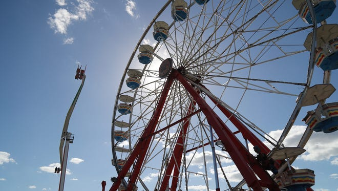 The Southwest Florida & Lee County Fair is back through March 10 at Lee Civic Center.