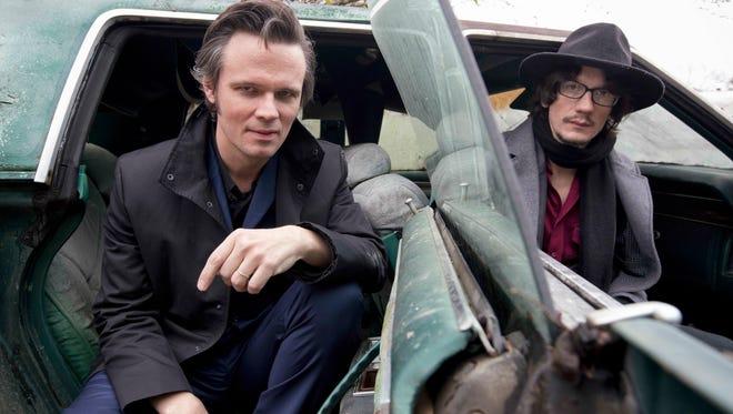 Blues rockers North Mississippi Allstars will release a new studio album in June.