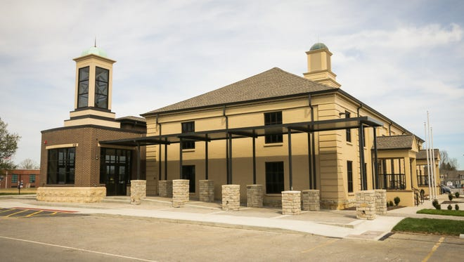 The new Williamson County Performing Arts Center at Academy Park is now open.
