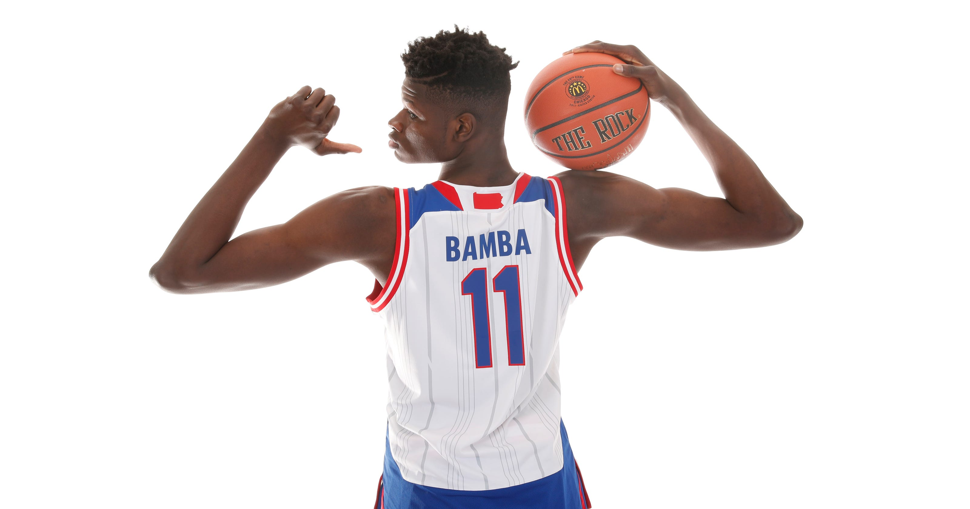 buy popular d2682 f019d UK Basketball | Five-star Mohamed Bamba announces his decision