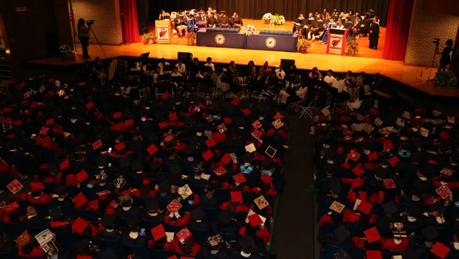 Graduation exercises for the Class of 2017 at Plainfield High School were held on Monday, June 19.