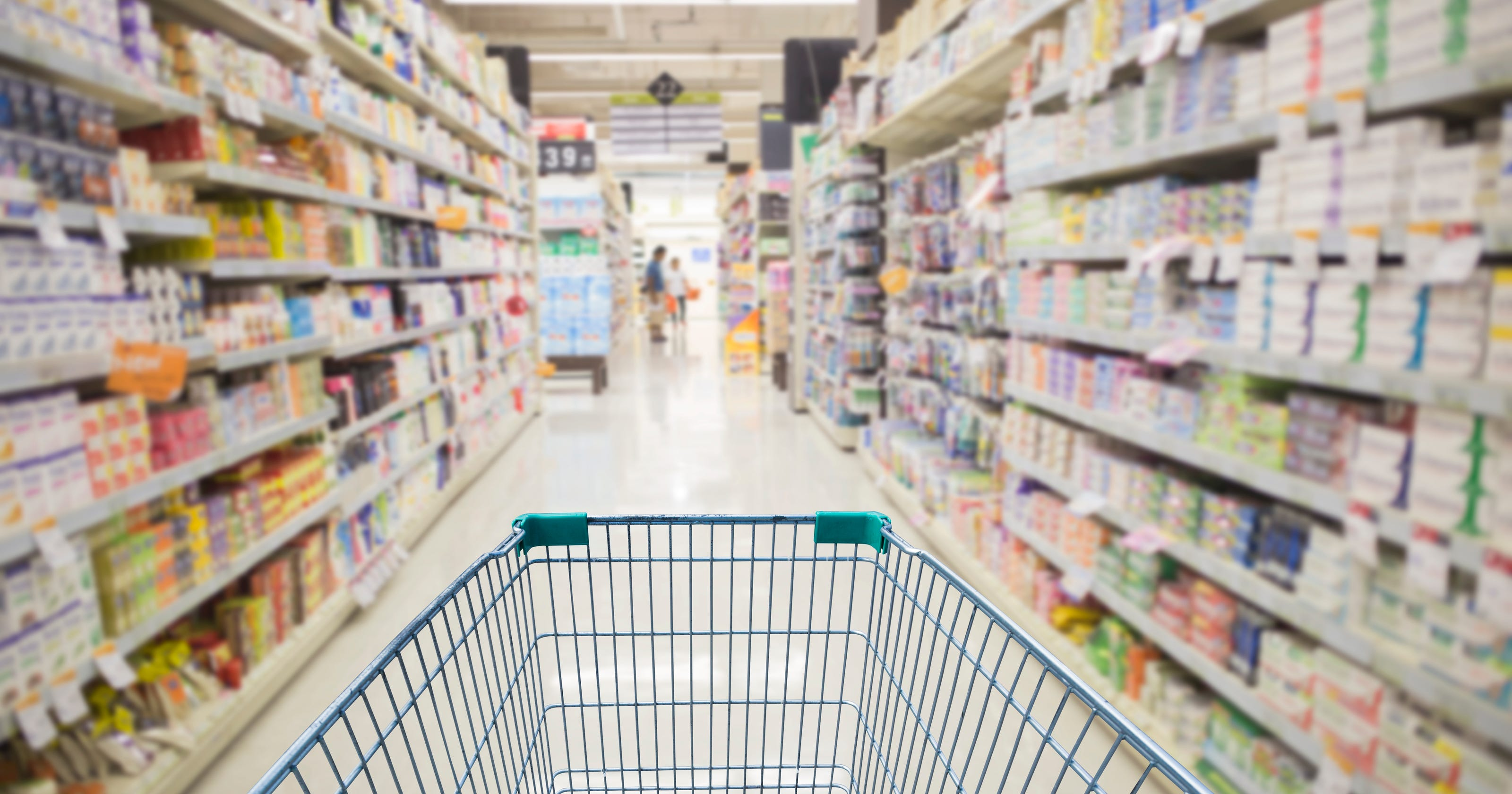 Grocery shopping is no longer a one-stop experience