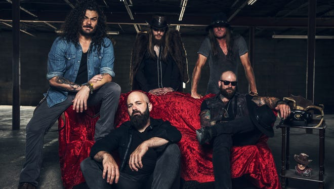 See Shaman's Harvest at the Vinyl Music Hall on July 31.