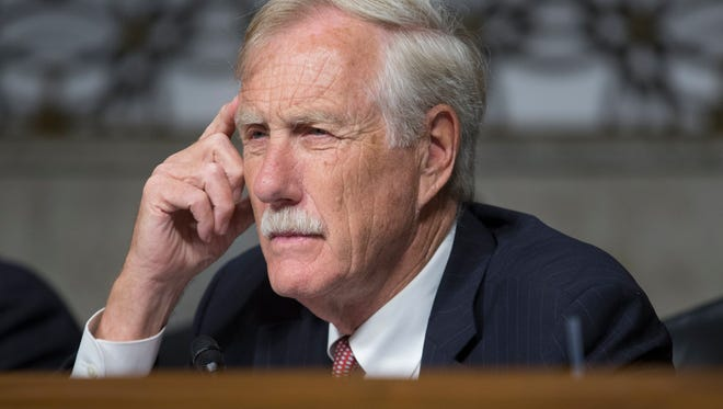 Sen. Angus King, I-Maine.