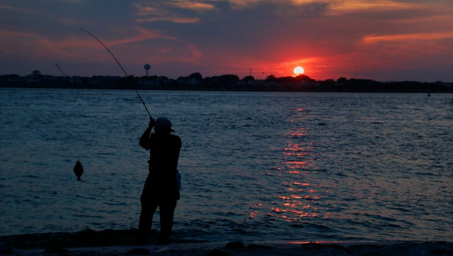 Fishing can be a relaxing activity that doesn't strain your wallet.