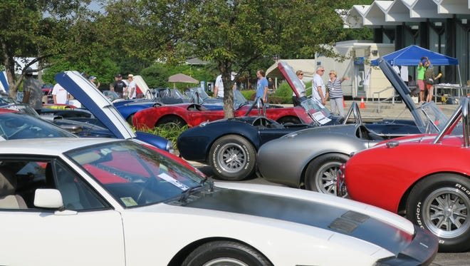 Classic cars of all types will take part in the annual Bloomfield Township Dream Cruise events.