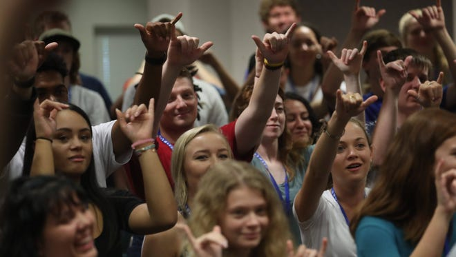 FGCU will be asking the state Legislature for about $63 million for a new educational building and additional classroom space and to improve student success