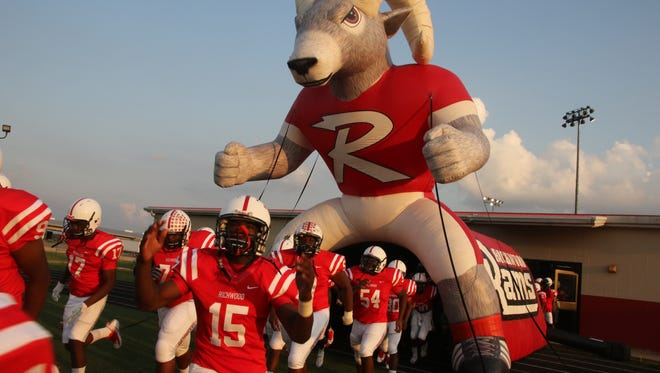 Richwood will make its first appearance in the Mercedes-Benz Superdome when the Rams take on West Feliciana for the Class 3A state championship on Friday.