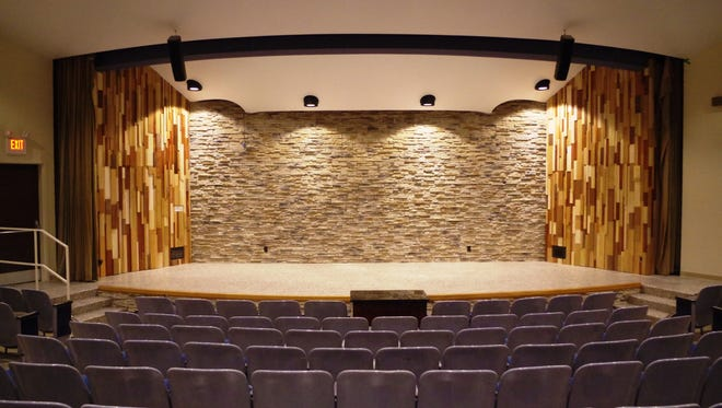 The public is invited to view the newly renovated auditorium at the Boys' & Girls' Brigade in Neenah during an open house Thursday.