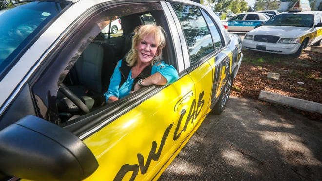 Judy Griffin, president of Fort Myers-based Southwest Florida Transportation Group, the parent company for Bluebird Taxi here, has been named Taxicab Operator of the year by a national organization.