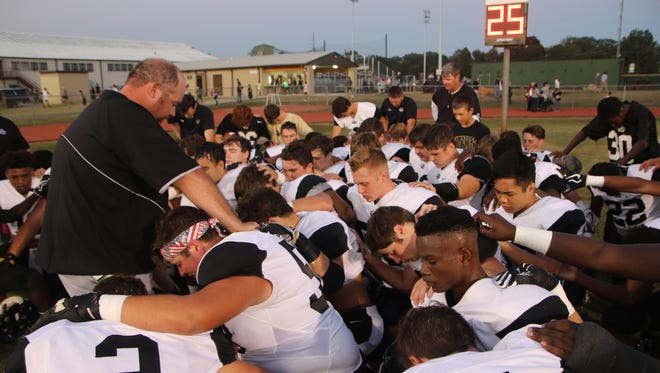 Oak Grove last hosted a semifinal playoff game in 2002. The Tigers  haven't played for a state championship since the 2004 season.