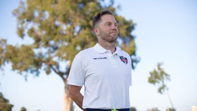 The Oxnard Guerreros FC has hired Ross Greaney as their head coach.