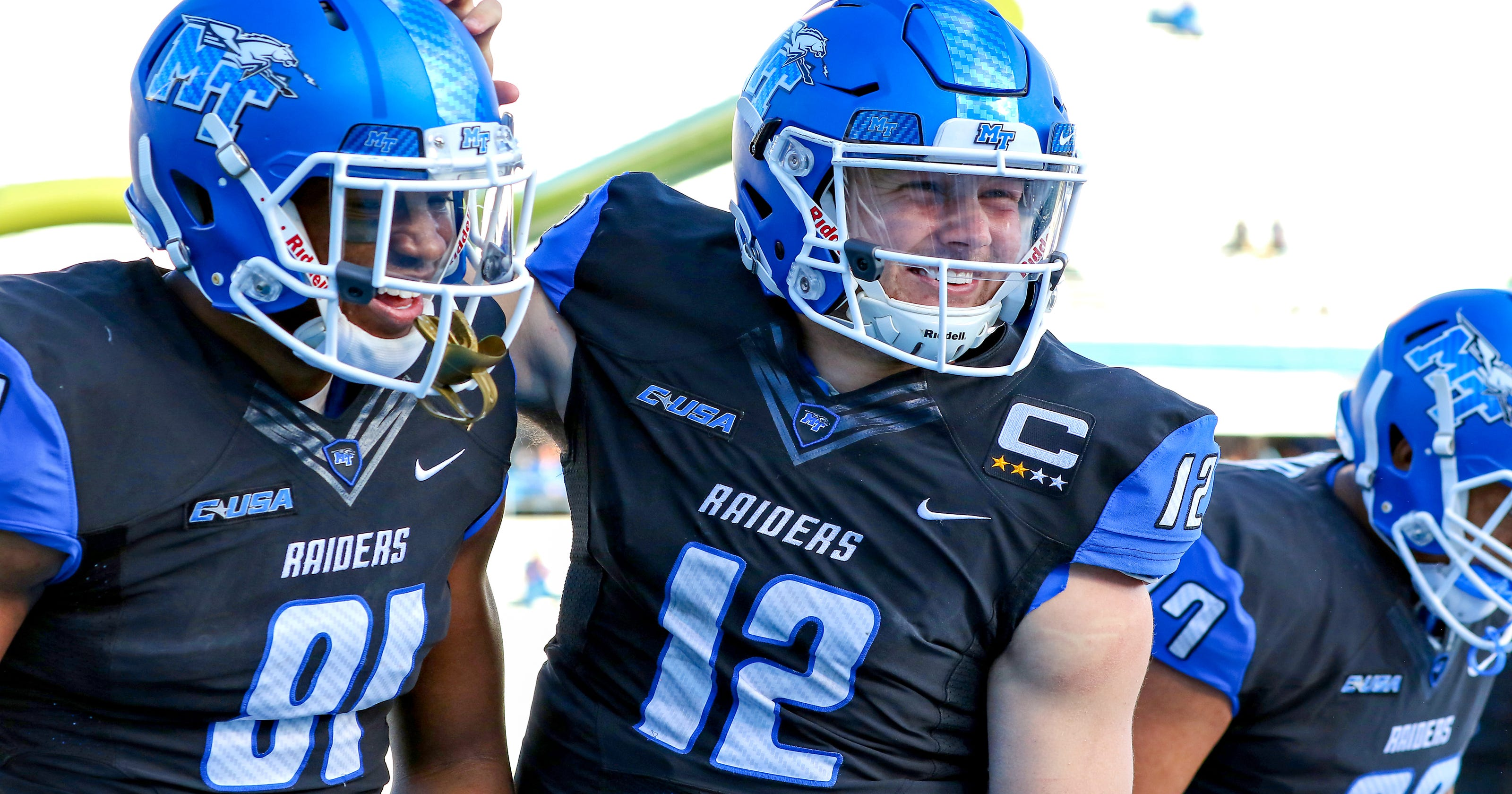MTSU football: Can Blue Raiders handle Vanderbilt, Georgia ...