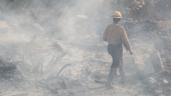 A new study links smoke exposure from wildfires to heart attacks, strokes and heart disease, particularly for older people.