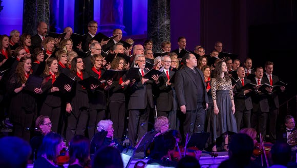 Celebrate the holidays with Christmas at the Cathedral