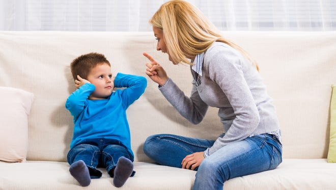 Yelling at kids can have a major impact on them.
