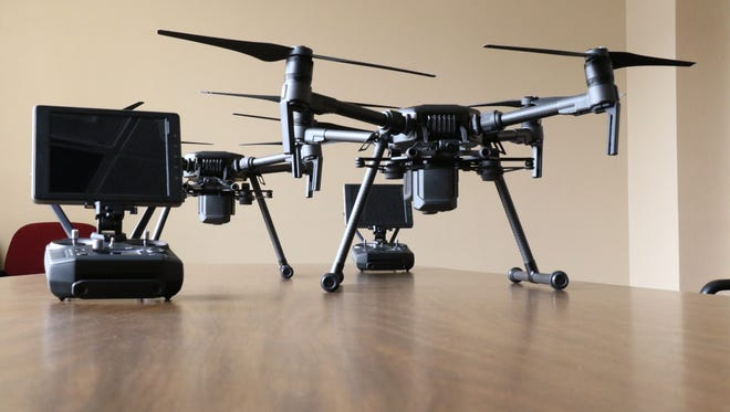 The El Paso Fire Department has purchased two DJI Matrice Drones with both high definition and thermal imaging cameras.
