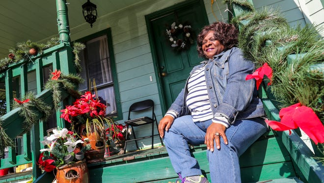 Barbara Parker is a home owner in the Dunbar neighborhood. The Great Recession slammed minority property owners so hard experts say their real estate will never reach parity with others.