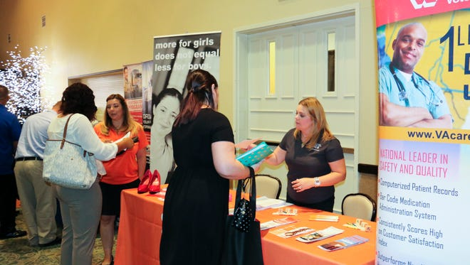 The Fort Bliss Hiring Fair will be held Feb. 15 at the Centennial Club.
