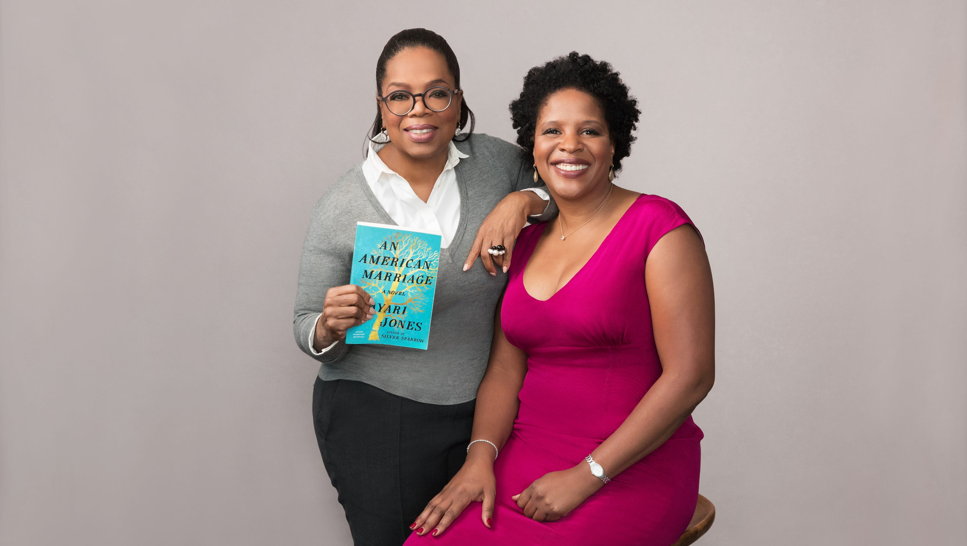 Oprah and Tayari Jones