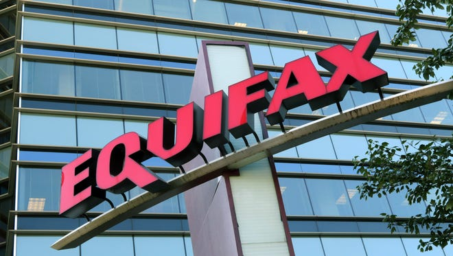 """A general view of the Equifax building in Atlanta, Georgia, in September 2017. The company made the """"most hated companies"""" list for its bungled handling of a massive breach of consumer data."""