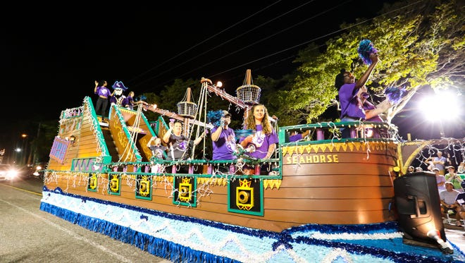 The 2018 Edison Parade was filled with floats and fun as the streets were lined with cheering onlookers.