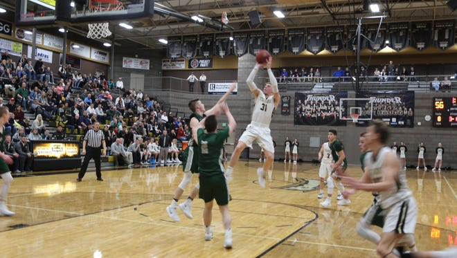 Desert Hills rallies past Green Canyon in the first round of the 4A playoffs.