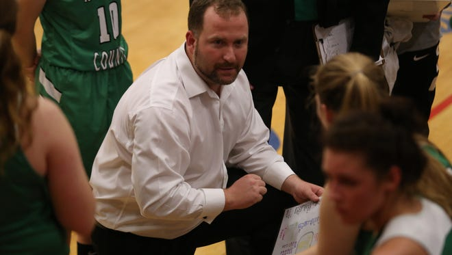 Houston County girls coach Sam Young is taking over the Northeast boys team.