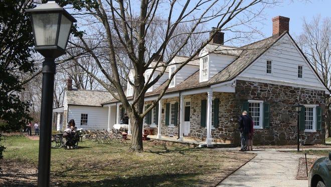 The Van Riper Hopper-House Museum on Berdan Avenue in Wayne.