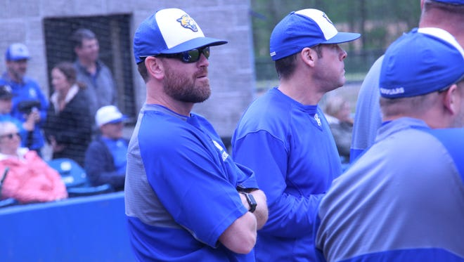 Clarksville Academy vehemently defended itself against the accusations as head varsity baseball coach and athletics director Jake Peterson didn't think his program violated the rule.