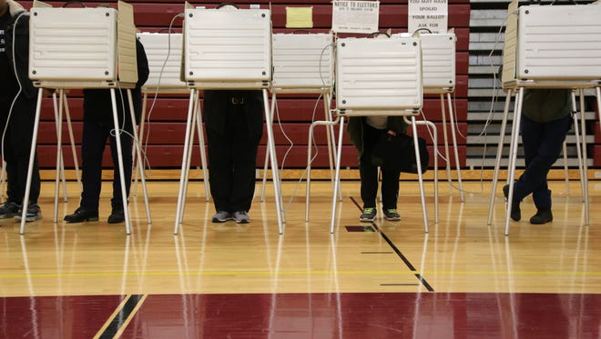 """State lawmakers passed the """"ballot havesting"""" law in 2016, saying it was needed to protect against fraud."""