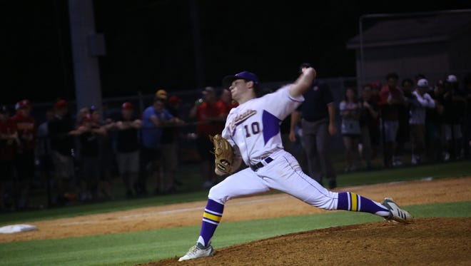 Former Clarksville and Northeast pitcher Collin Hamilton died Friday.