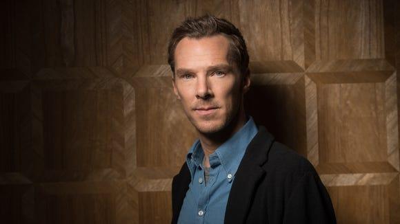 Benedict Cumberbatch stars in 'Avengers: Infinity War'