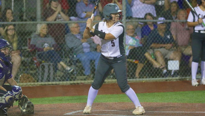 Ouachita's Abby Allen added Miss Softball to her growing list of accomplishments.