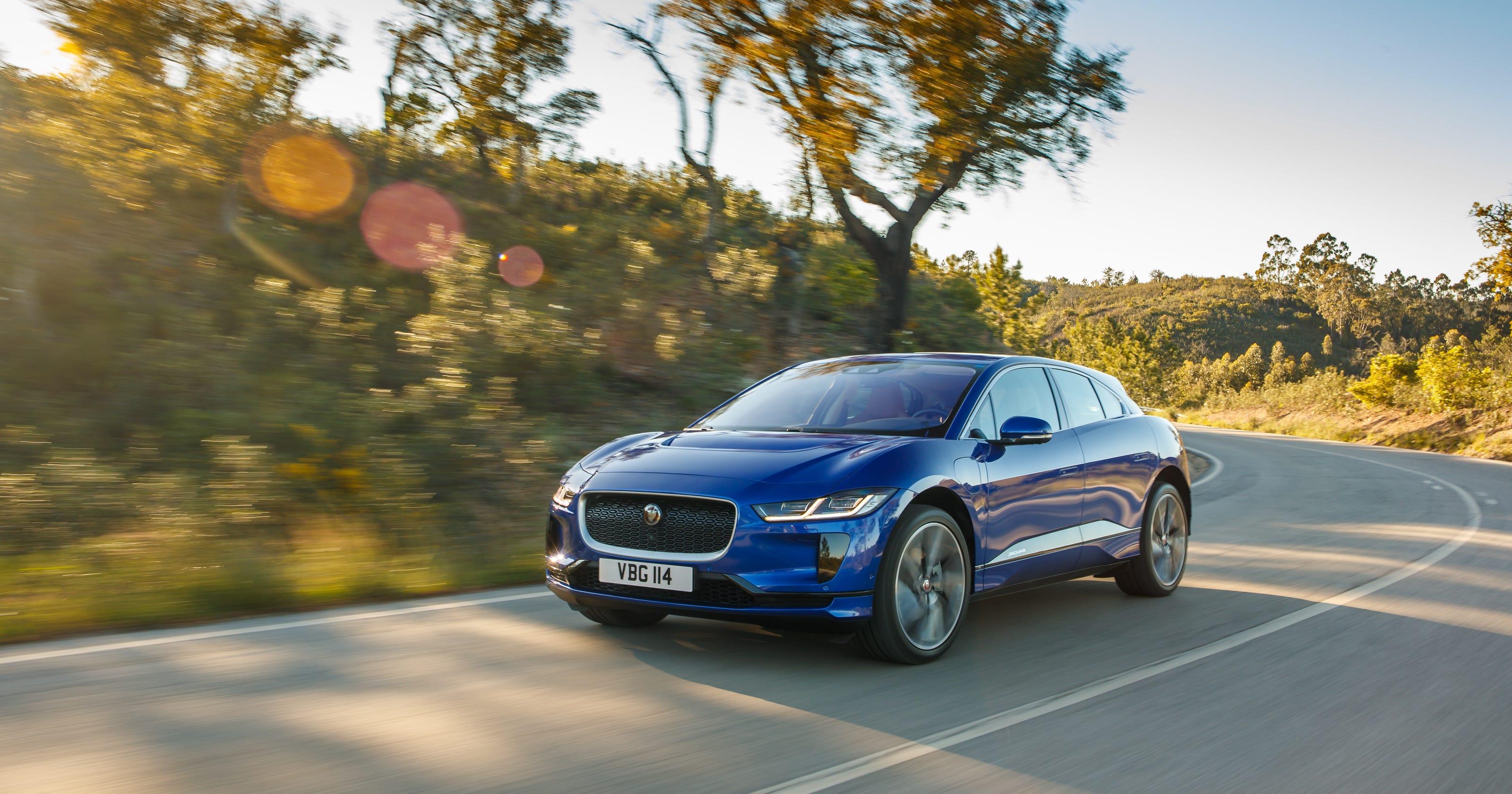 Car Culture Jaguar S I Pace Juices Electric Vehicle Market