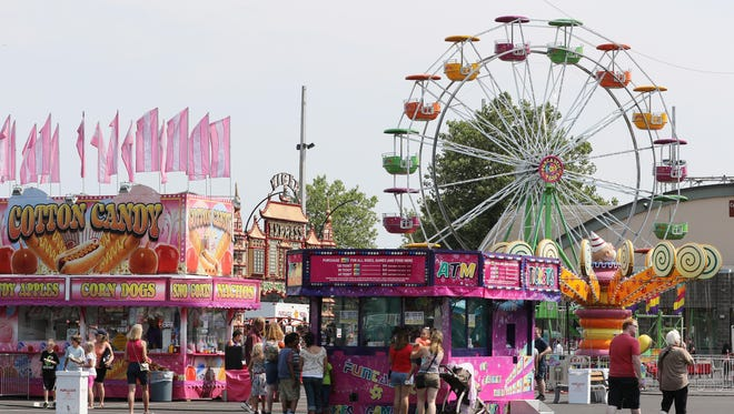 The Marion County Fair will kick-off Thursday, July 12, for four days featuring carnival rides, a rodeo, entertainment, food and more.