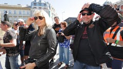 Harley-Davidson riders take home memories of Prague, share feelings about electric Harley