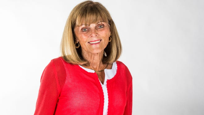 Former Lee schools superintendent Bobbie D'Alessandro, a current citizen member of The News-Press editorial board, is visiting local schools in need of repairs ahead of the half-cent sales tax vote.