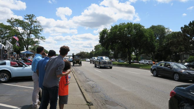 There are still some spots available for the Bloomfield Township Woodward Avenue Dream Cruise events.