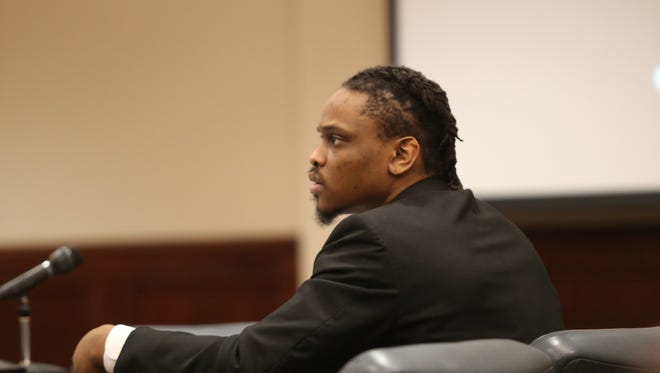 Deangelo Berry is on trial in the shooting death of Joseph Gordon