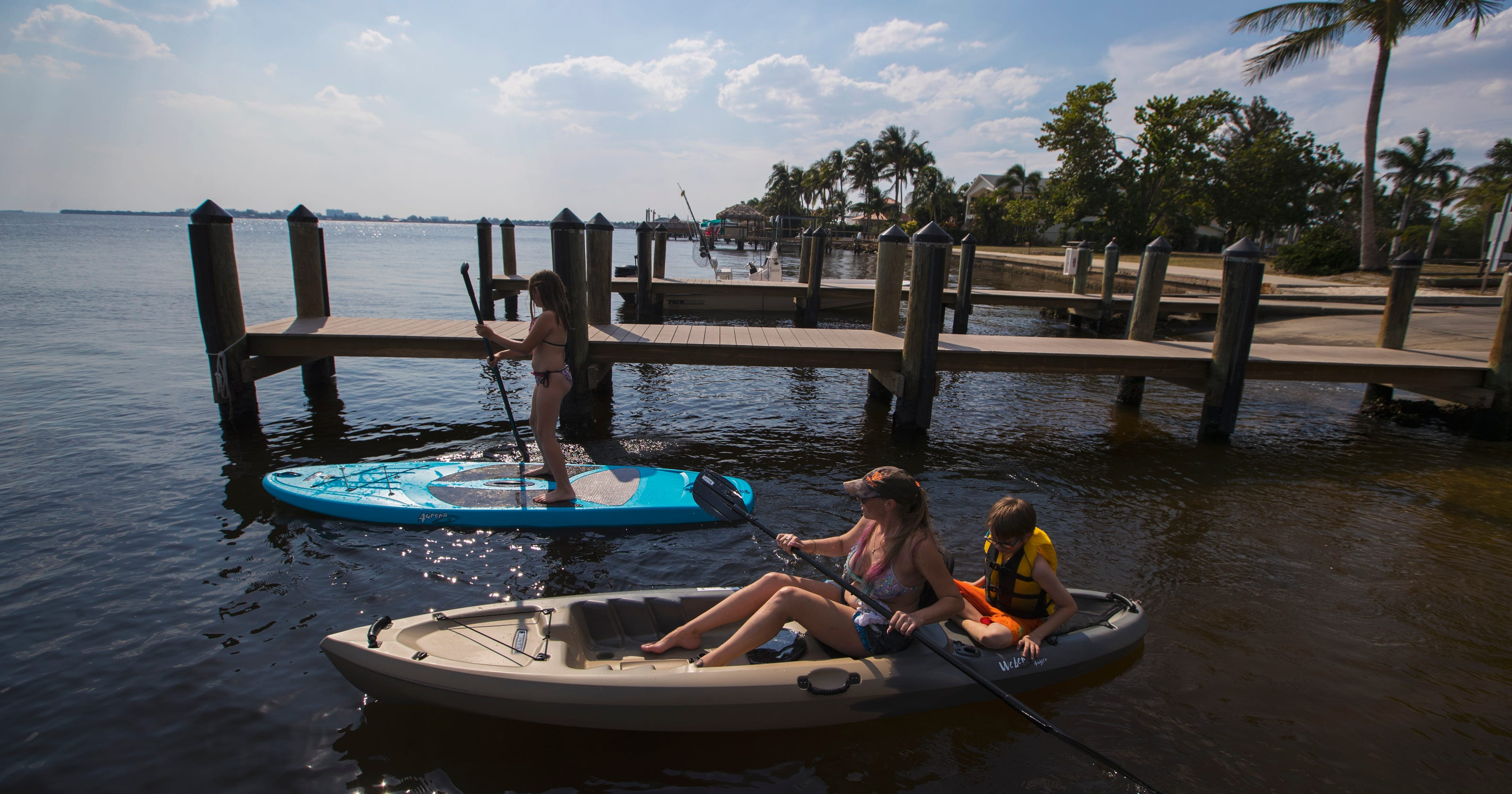 5 boat launches, 5 free ways to get on water in Cape Coral