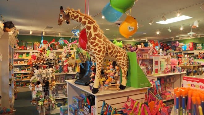 The Elephant's Trunk is a specialty toy store whose focus for the past 28 years has been unique and educational toys for kids of all ages.