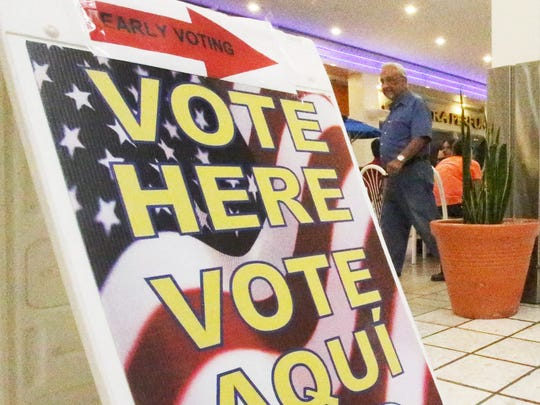 The deadline for candidates to file to appear on the March 3, 2020 primary ballot is Dec. 9.