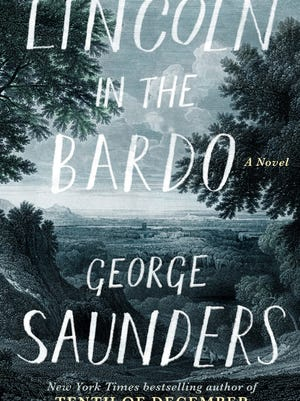"""""""Lincoln in the Bardo,"""" George Saunders"""