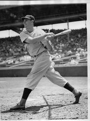 Frank McCormick played for Syracuse in 1937. In his