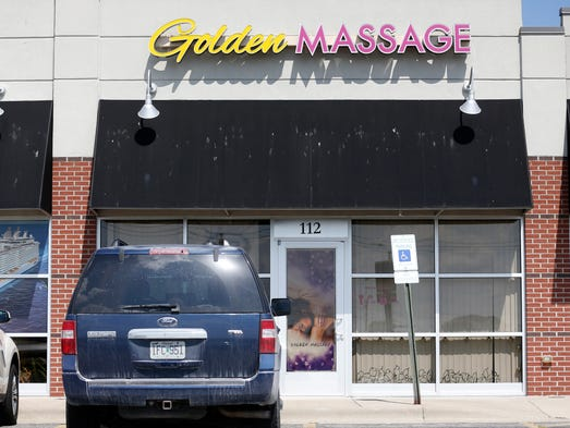 authorities raid asian massage parlors in greene county